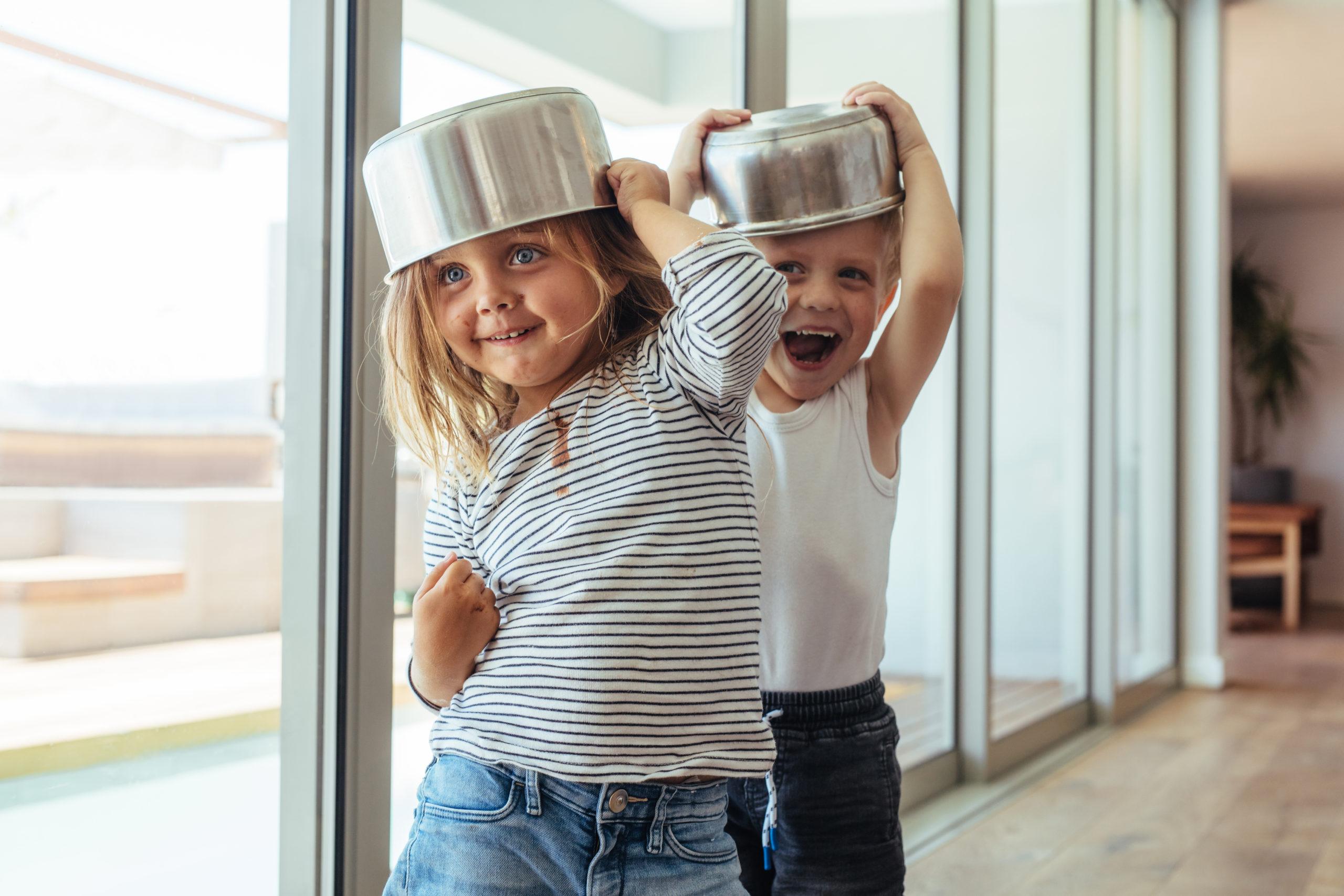 Erziehungsberatung - Spielende Kinder