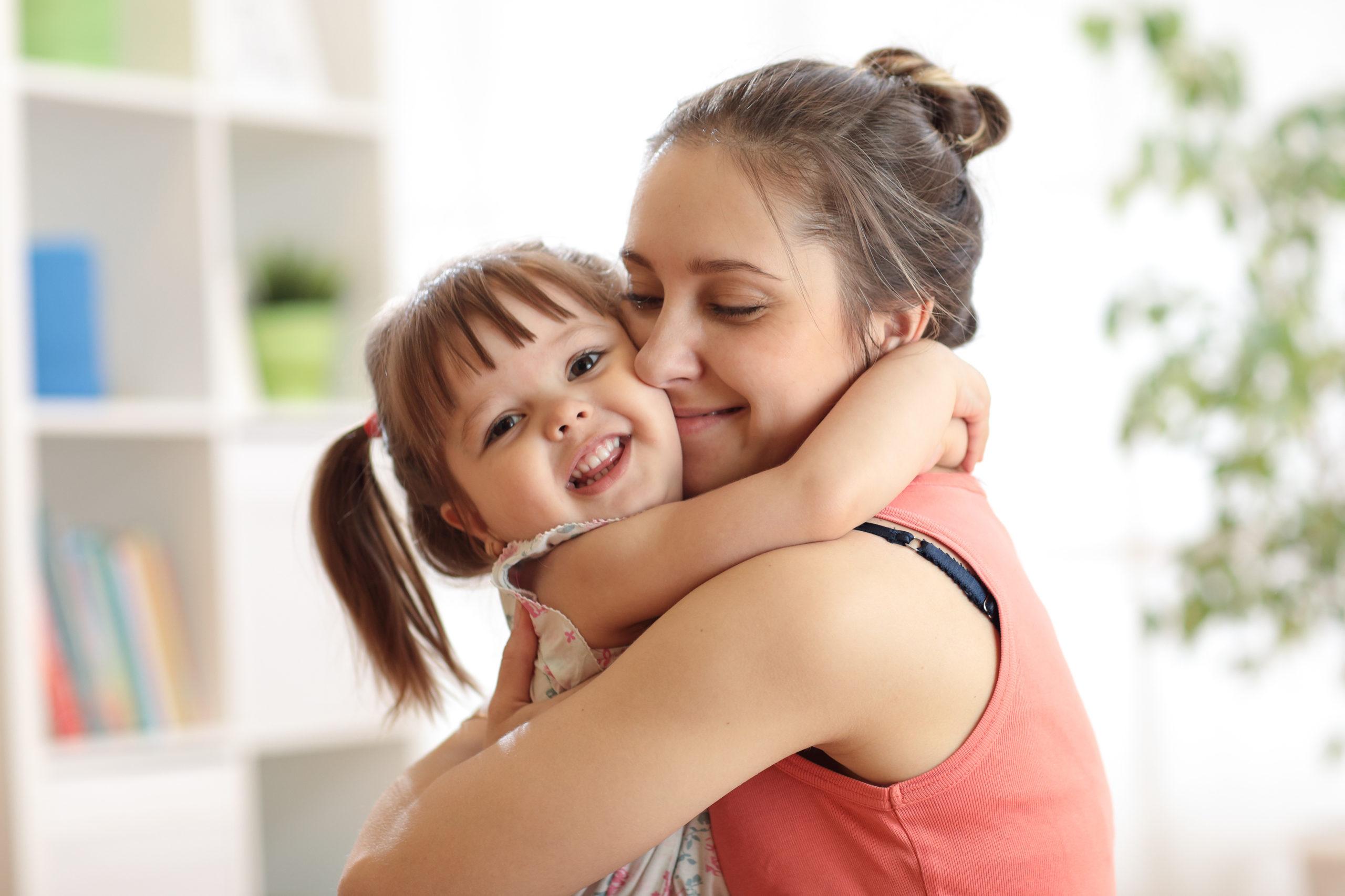 Familienhaus - Mutter Tochter